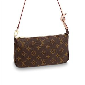 Louis Vuitton LV Pochette- NEVER USED PERFECT